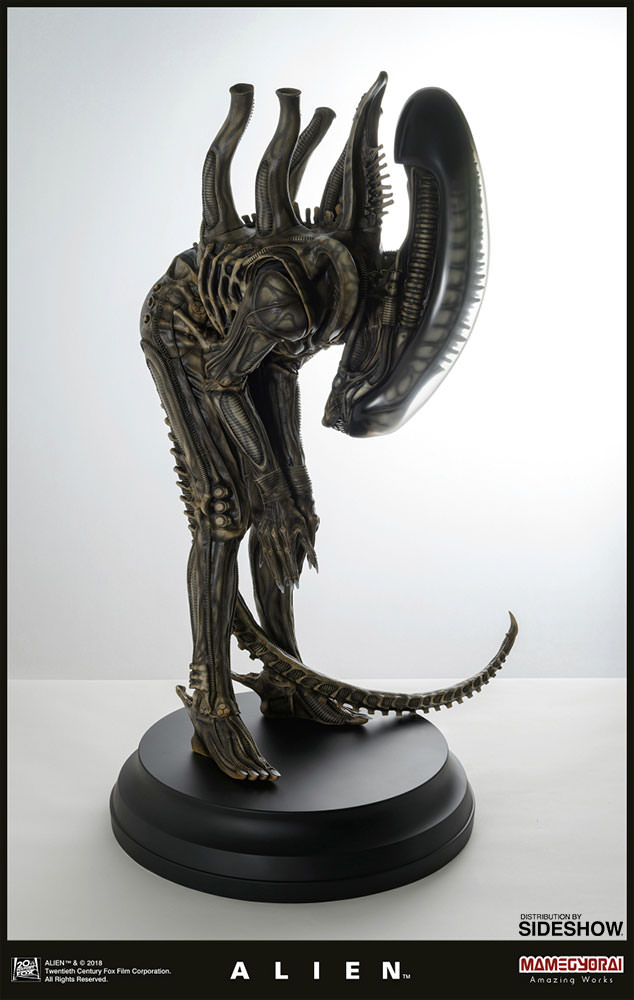 Alien Big Chap Alien 1 3 Scale Statue By Mamegyorai