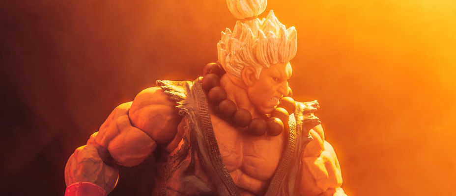 Storm Collectibles SDCC Street Fighter V Shin Akuma Photo Gallery