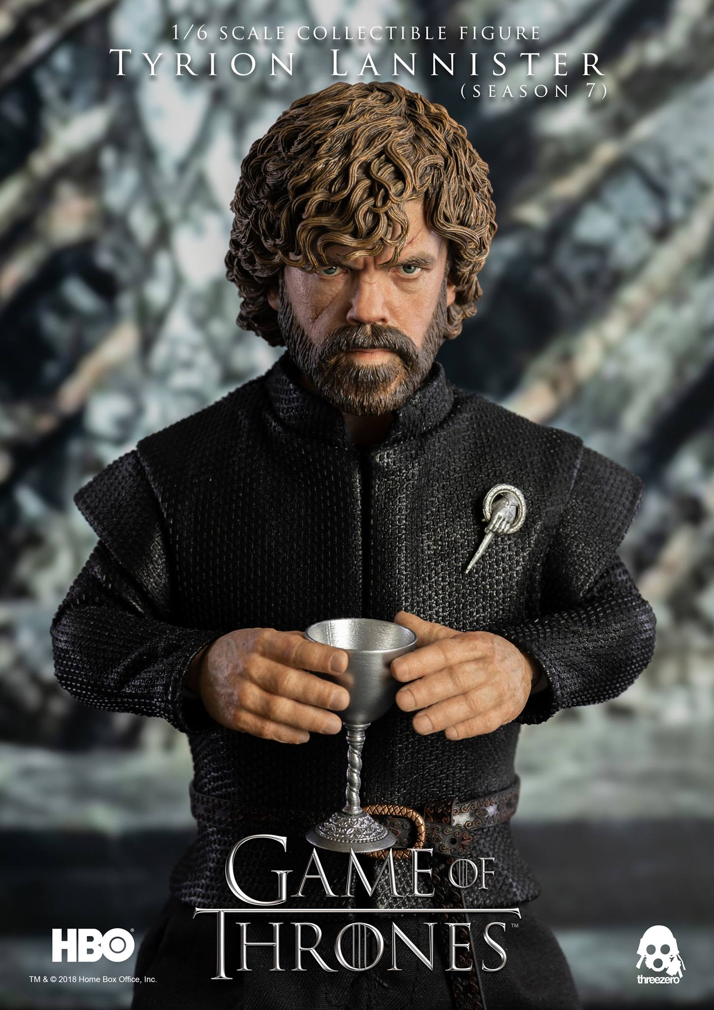 Photos and Info for the Game of Thrones Season 7 – Tyrion ...