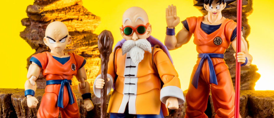 S.H. Figuarts Master Roshi Gallery