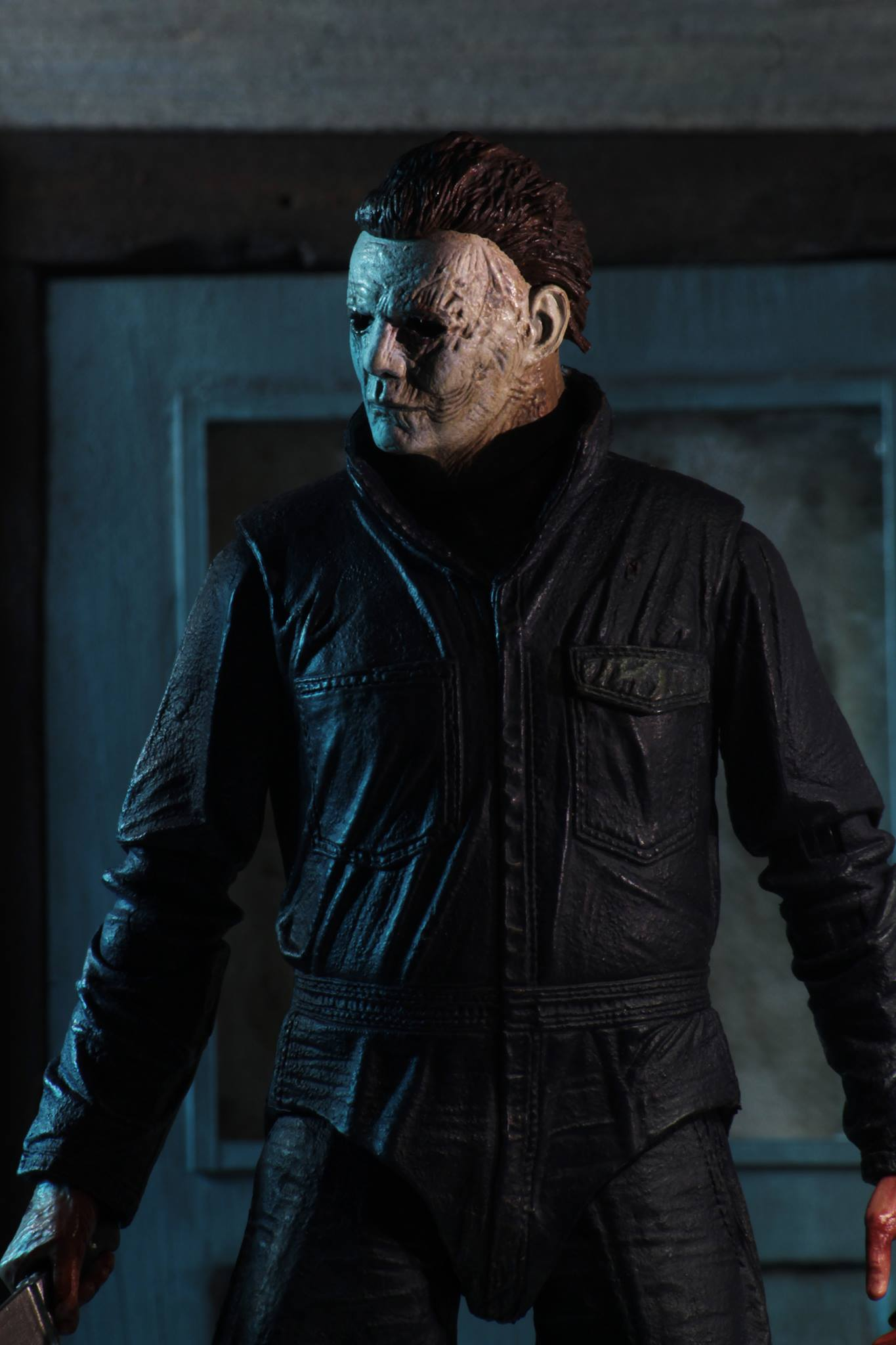 New Photos of the Halloween 2018 Michael Myers Figure by ...