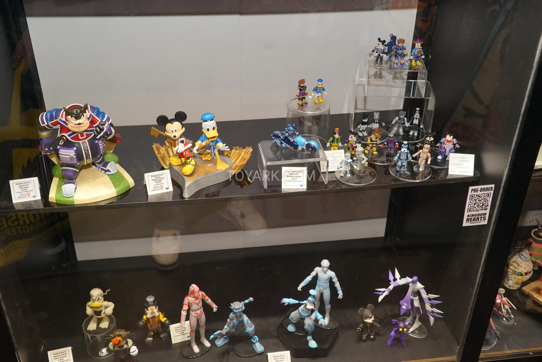 NYCC 2018 Gallery - DST Kingdom Hearts and Nightmare Before ...