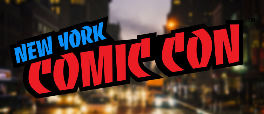 New York Comic-Con 2018 Full Round-Up