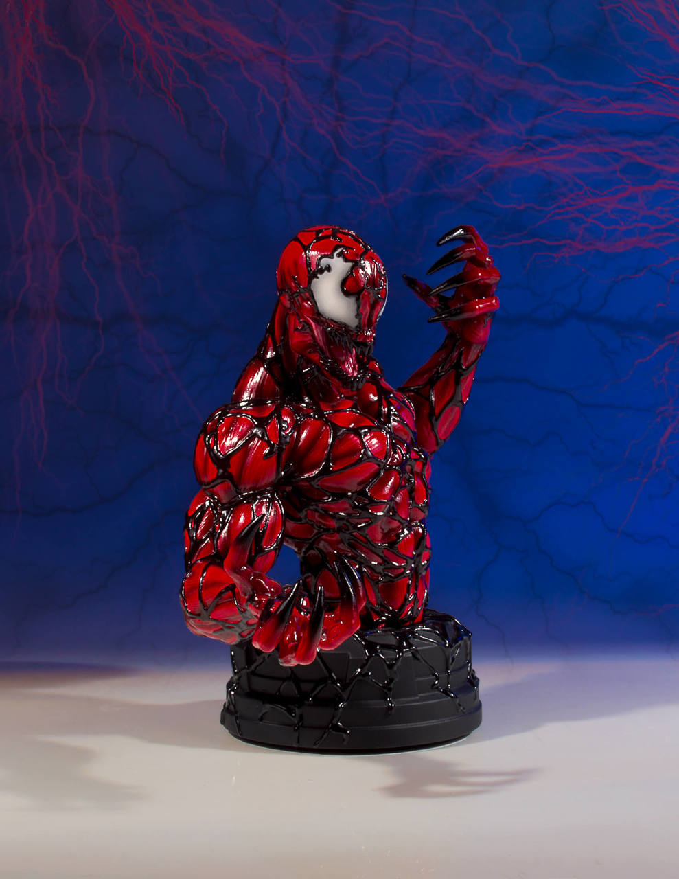 Sideshow Carnage Bust Images And Info - The Toyark - News  |Carnage Bust