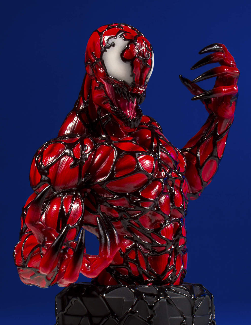 Marvel Comics Carnage Bust by Gentle Giant - The Toyark - News  |Carnage Bust
