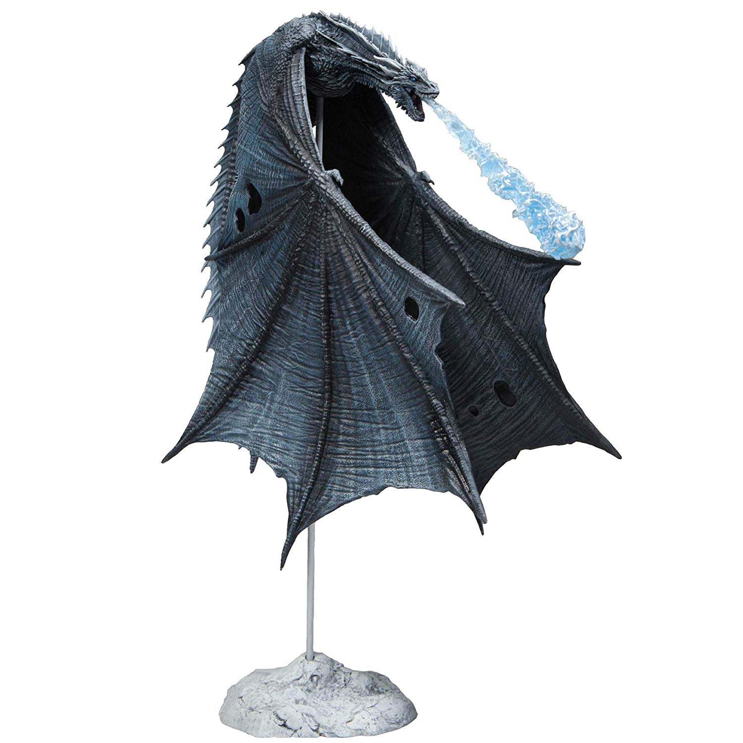 Game of Thrones Viserion Ice Dragon Deluxe Figure by McFarlane