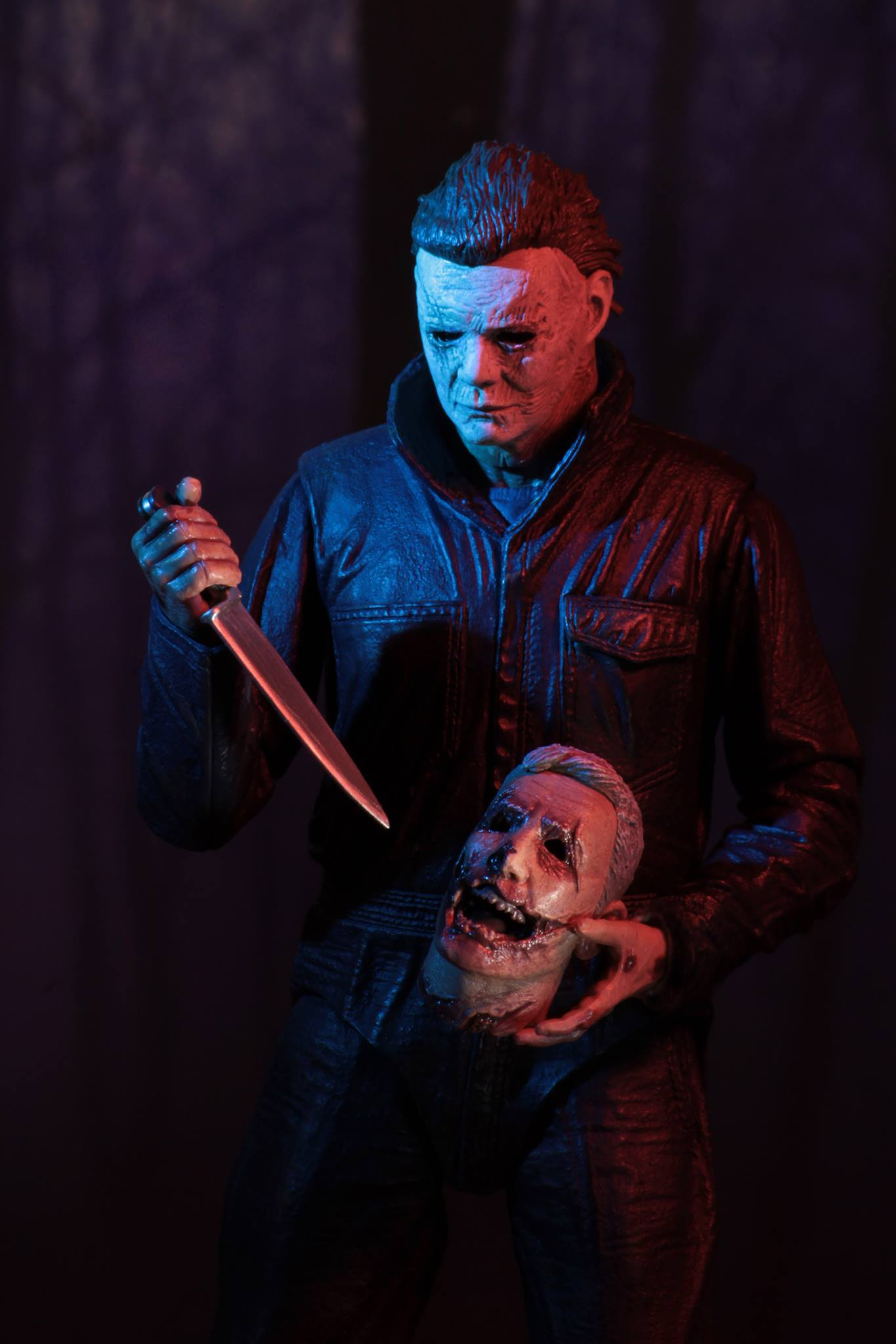 Final Set of Halloween 2018 Michael Myers Official Photos ...