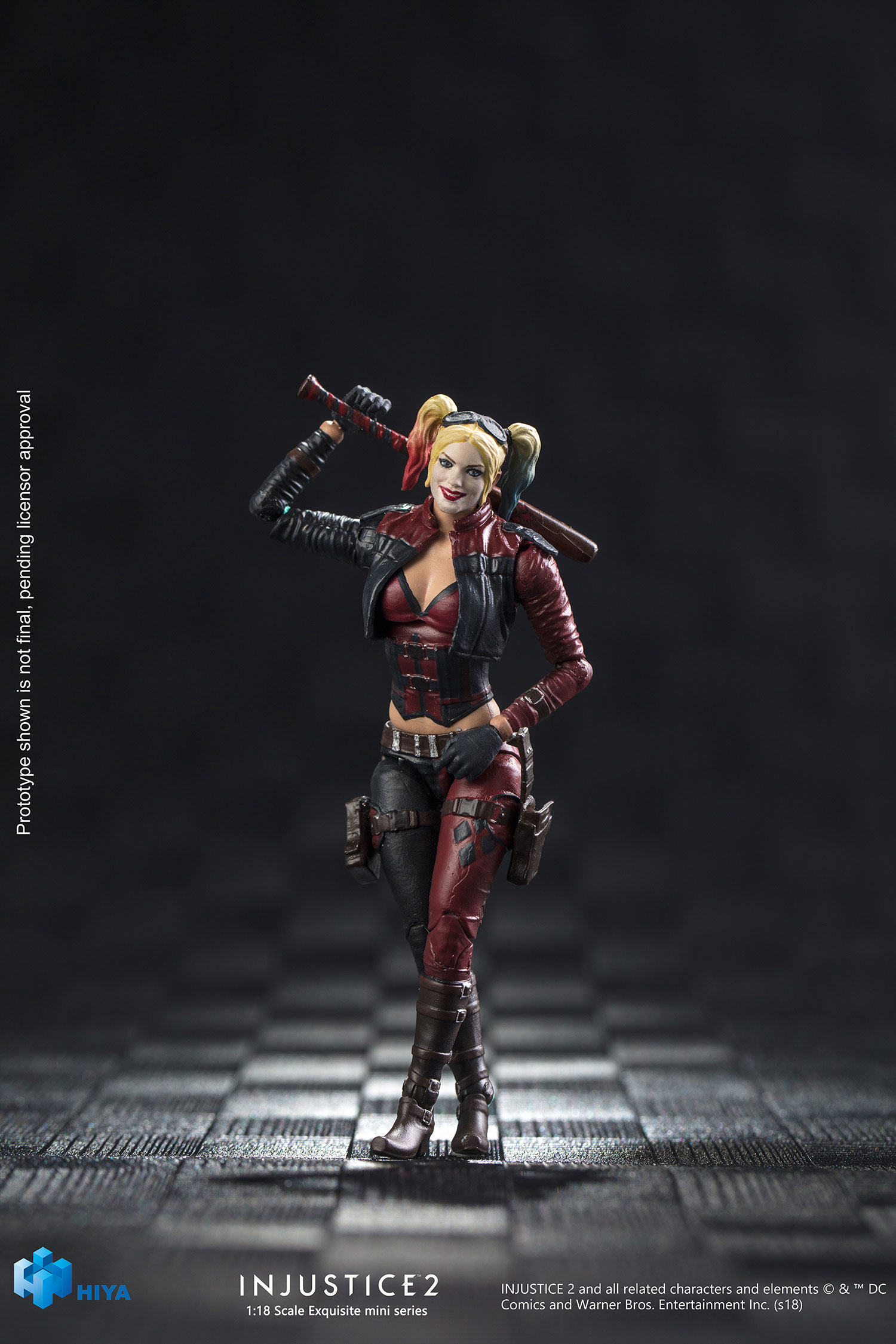 Pre-Orders Live for the Injustice 2 Harley Quinn by Hiya Toys