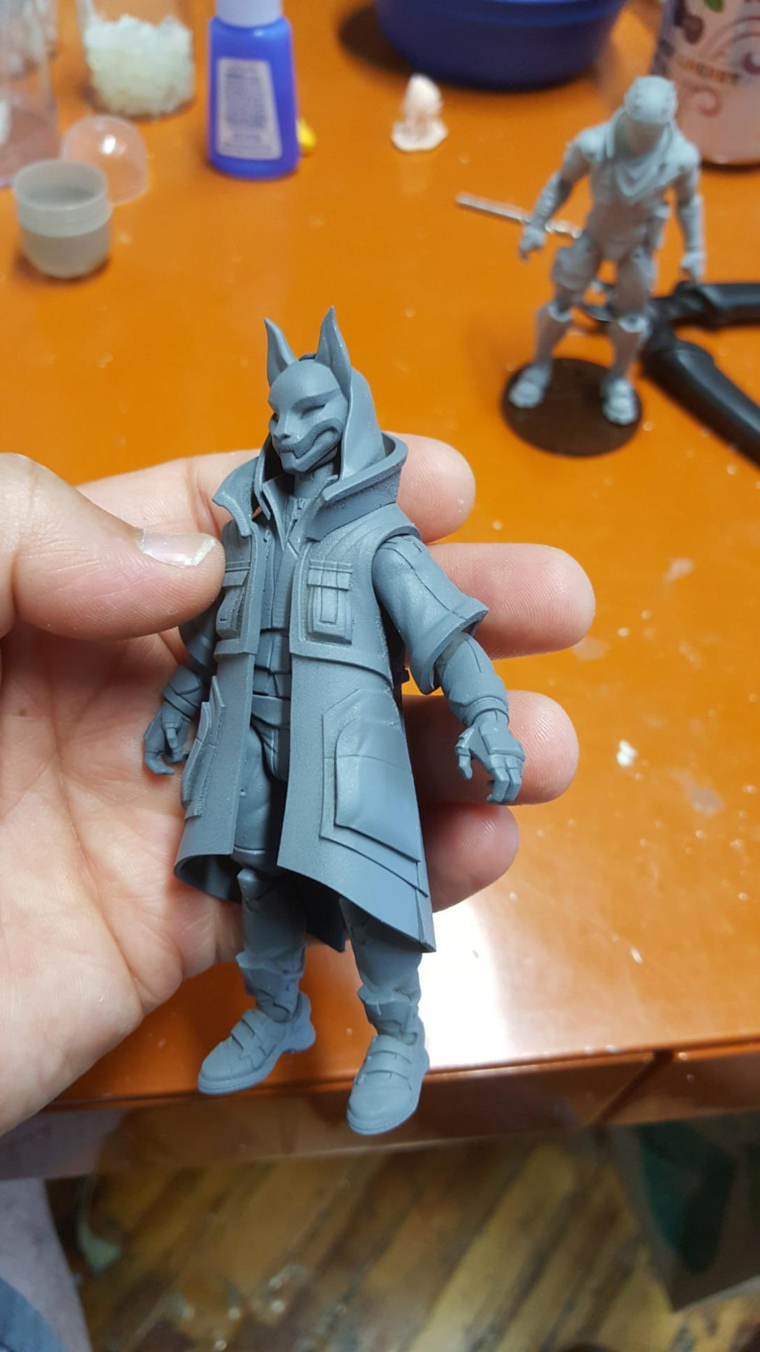 Fortnite 4 Inch Scale Figures Coming From Jazwares The Toyark News