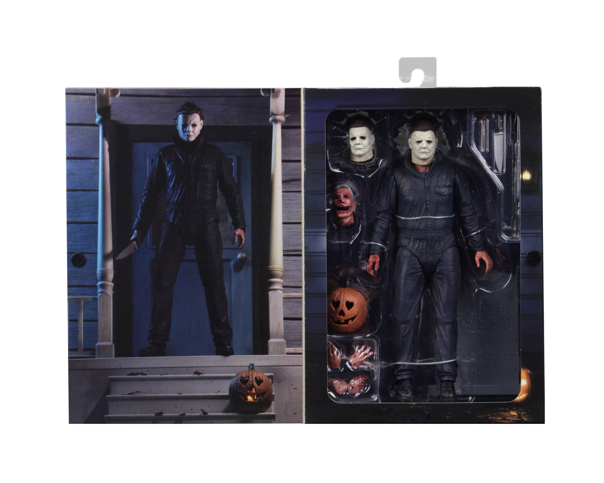 Halloween 2018 Michael Myers Final Packaging Photos by NECA