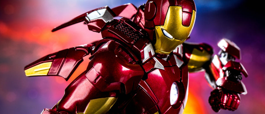 S.H. Figuarts Iron Man Mark VII In-Hand Gallery!