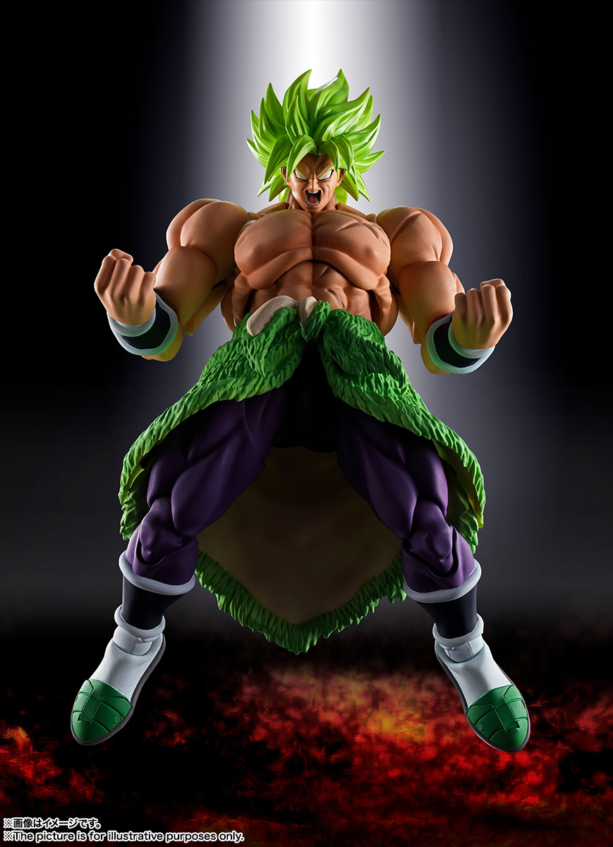 s h figuarts gogeta and broly official images and details. Black Bedroom Furniture Sets. Home Design Ideas