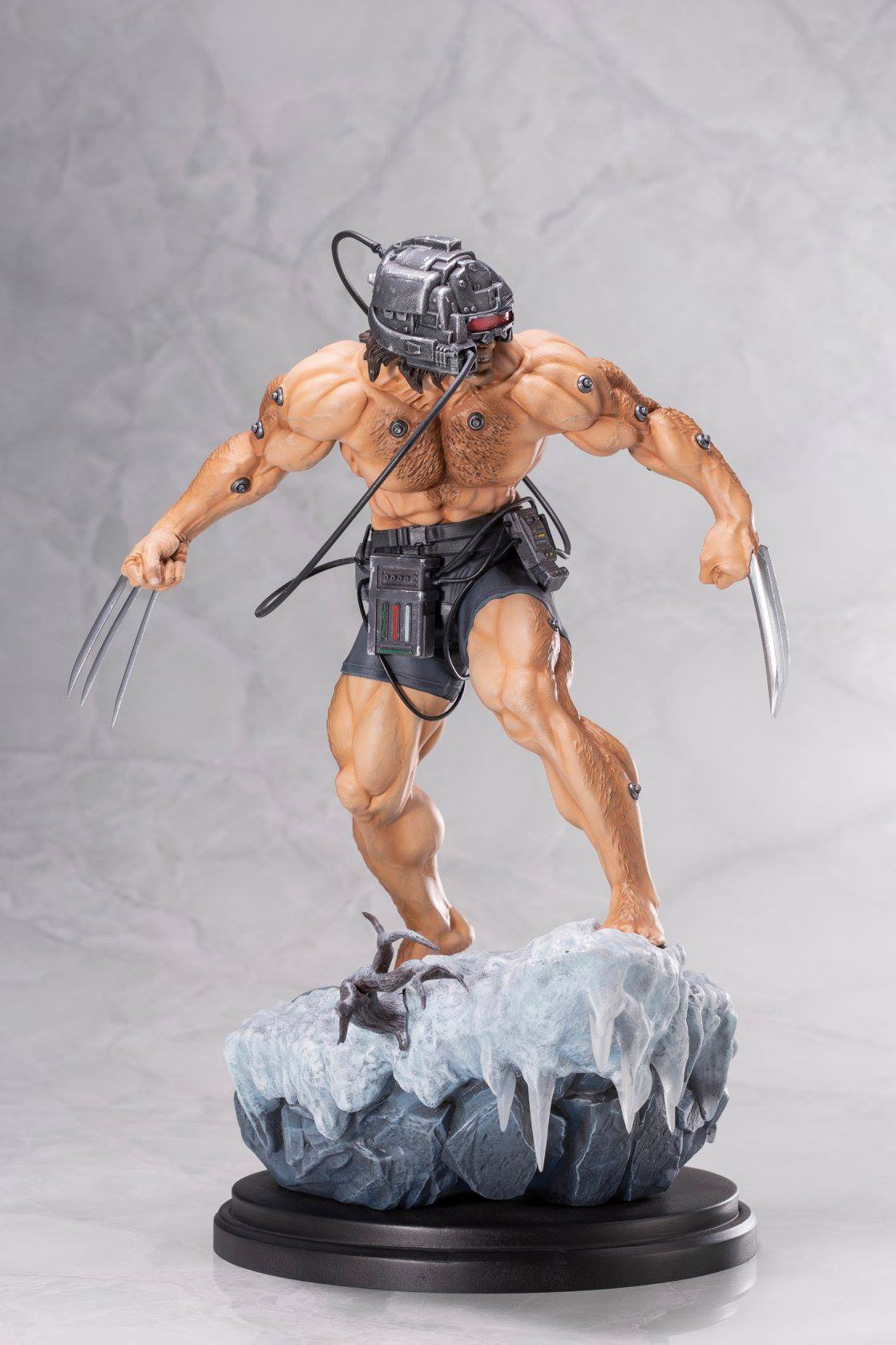 Marvel Comics Weapon X Fine Art Statue Update By
