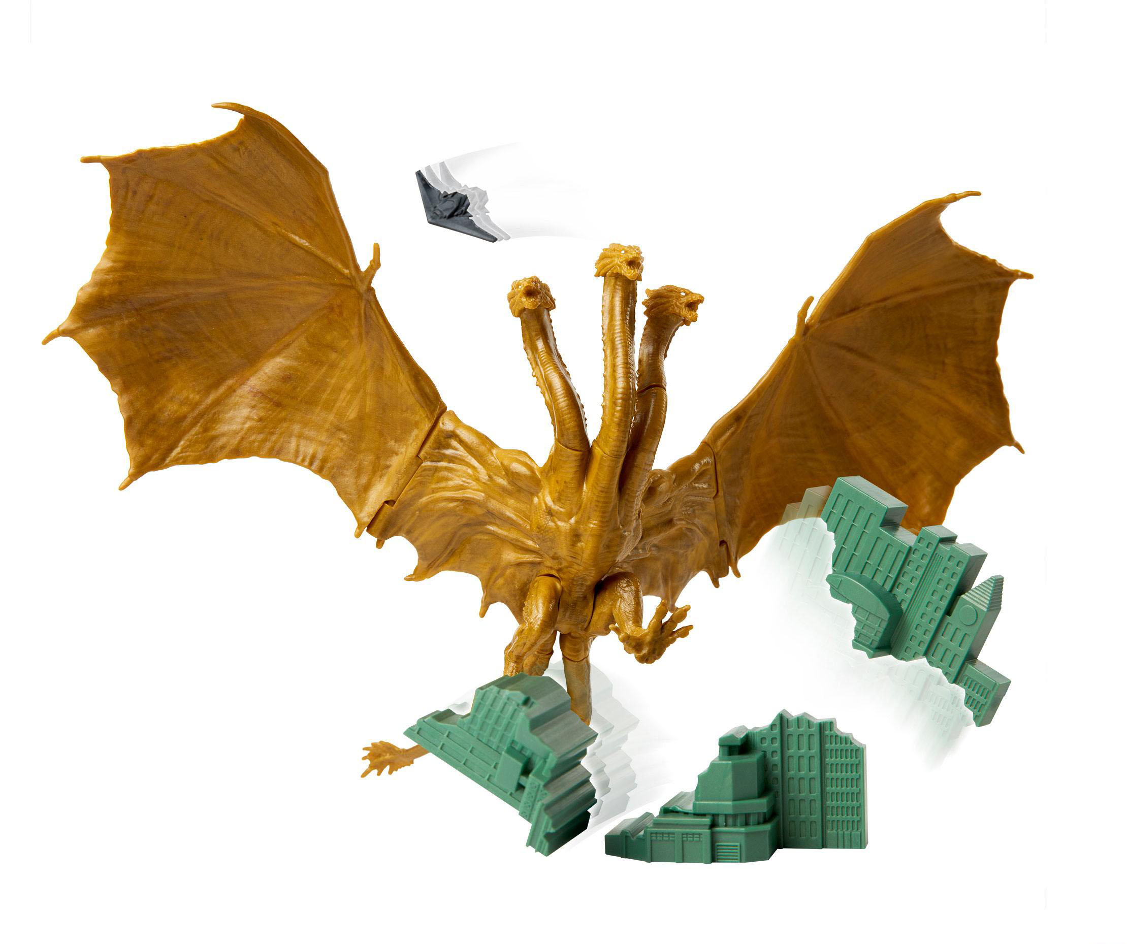 Godzill 2019: Godzilla: King Of The Monsters Jakks Pacific Toys Revealed