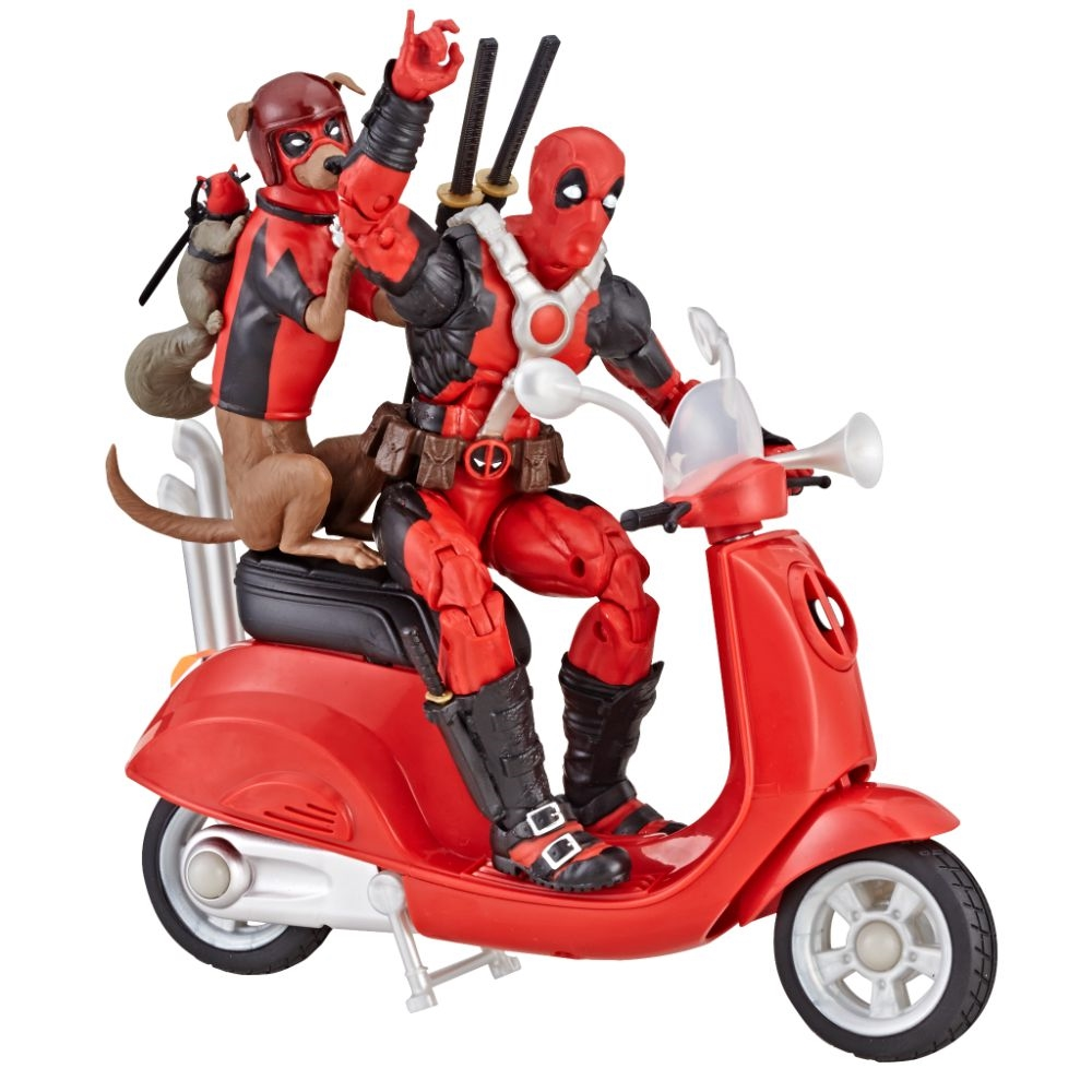 Pre Orders Live For Marvel Legends Vehicles Wave 3 The
