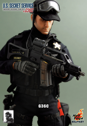 Hot Toys U S Secret Service Member The Toyark News