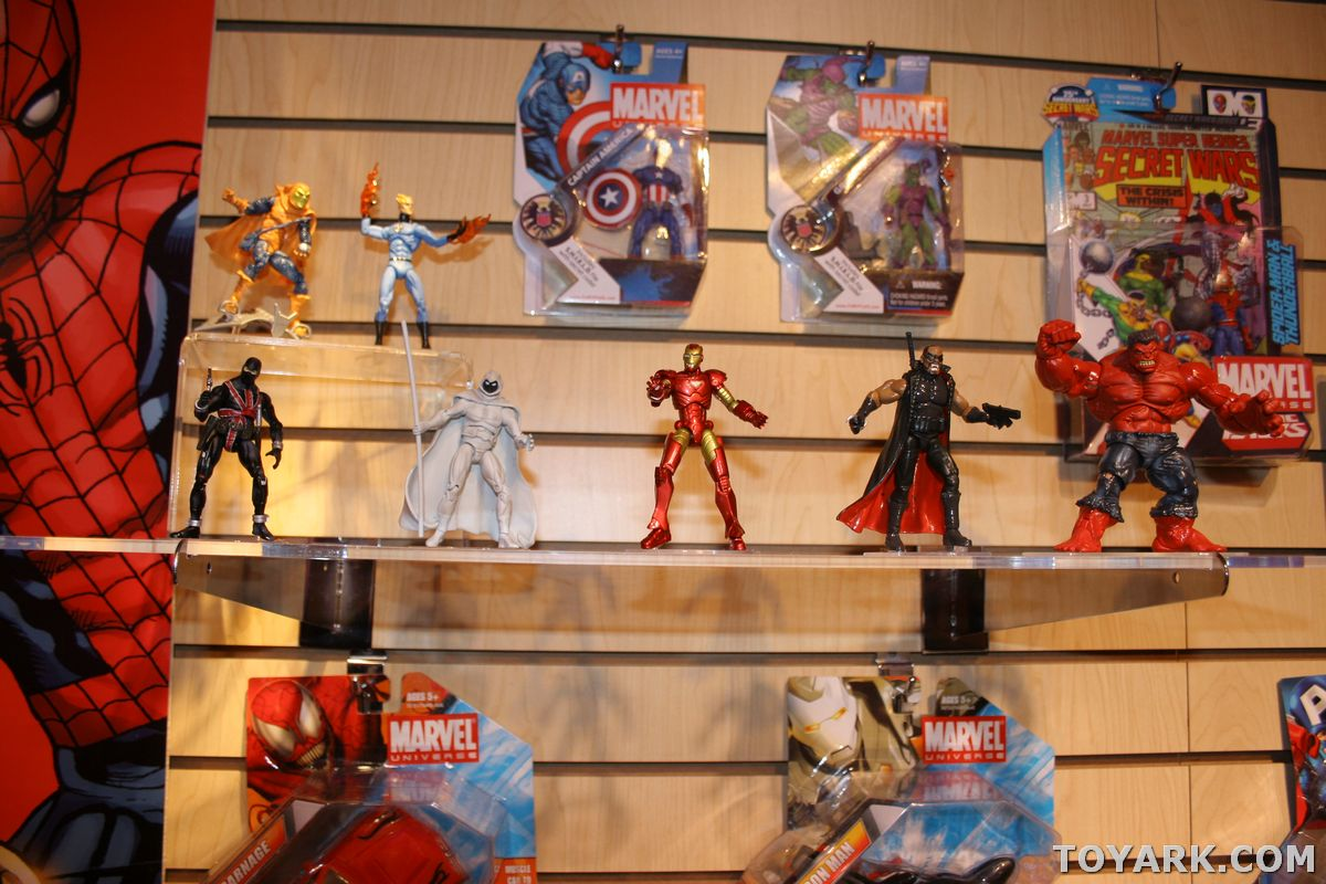 Toys From Hasbro : Marvel toy images from hasbro collector event the