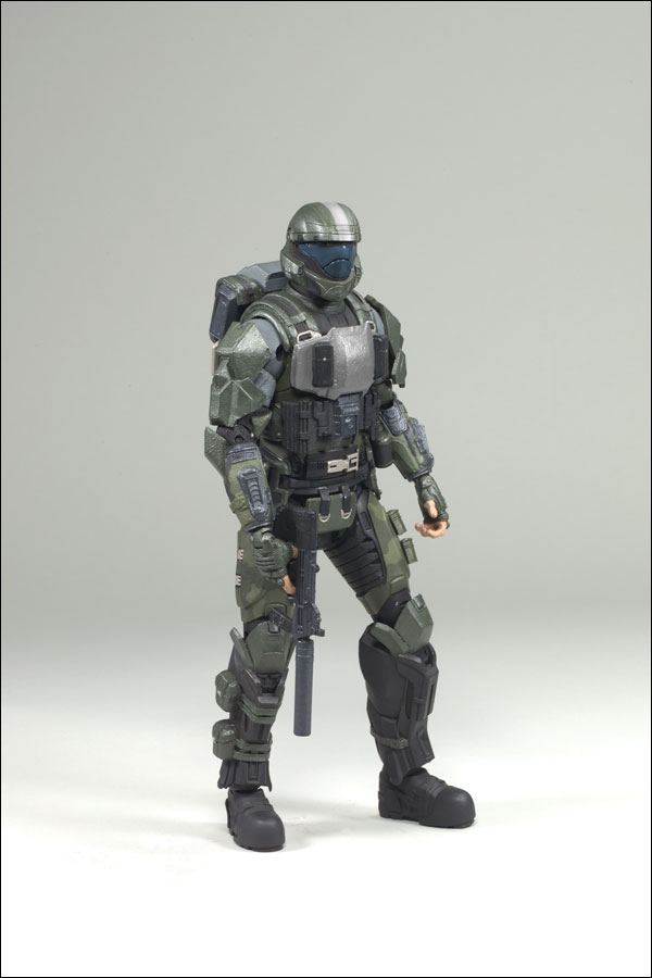 First images for the rookie from halo odst the toyark news - Halo odst images ...