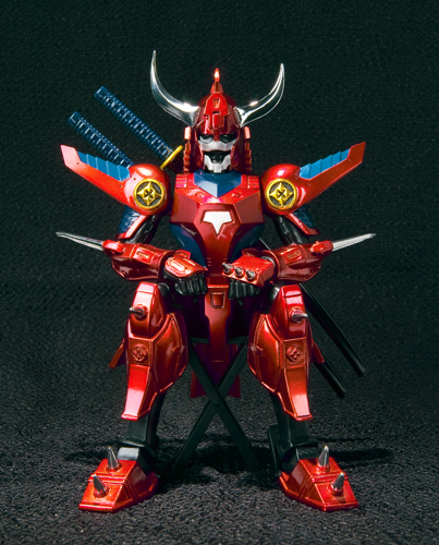 Armor plus ronin warriors armor of wildfire official - Ronin warriors warlords ...
