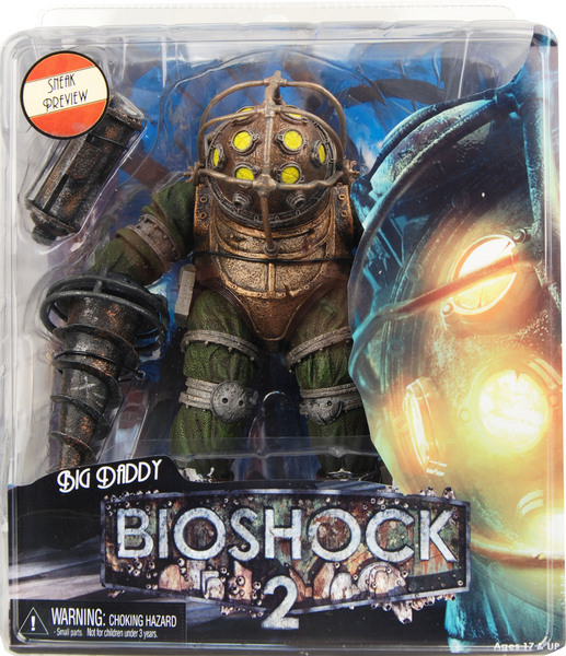 NECA Posts Bioshock 2 Figures - The Toyark - News
