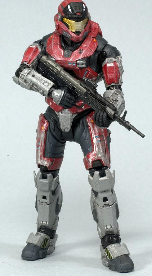 McFarlane Reveals Halo Reach Toys - The Toyark - News