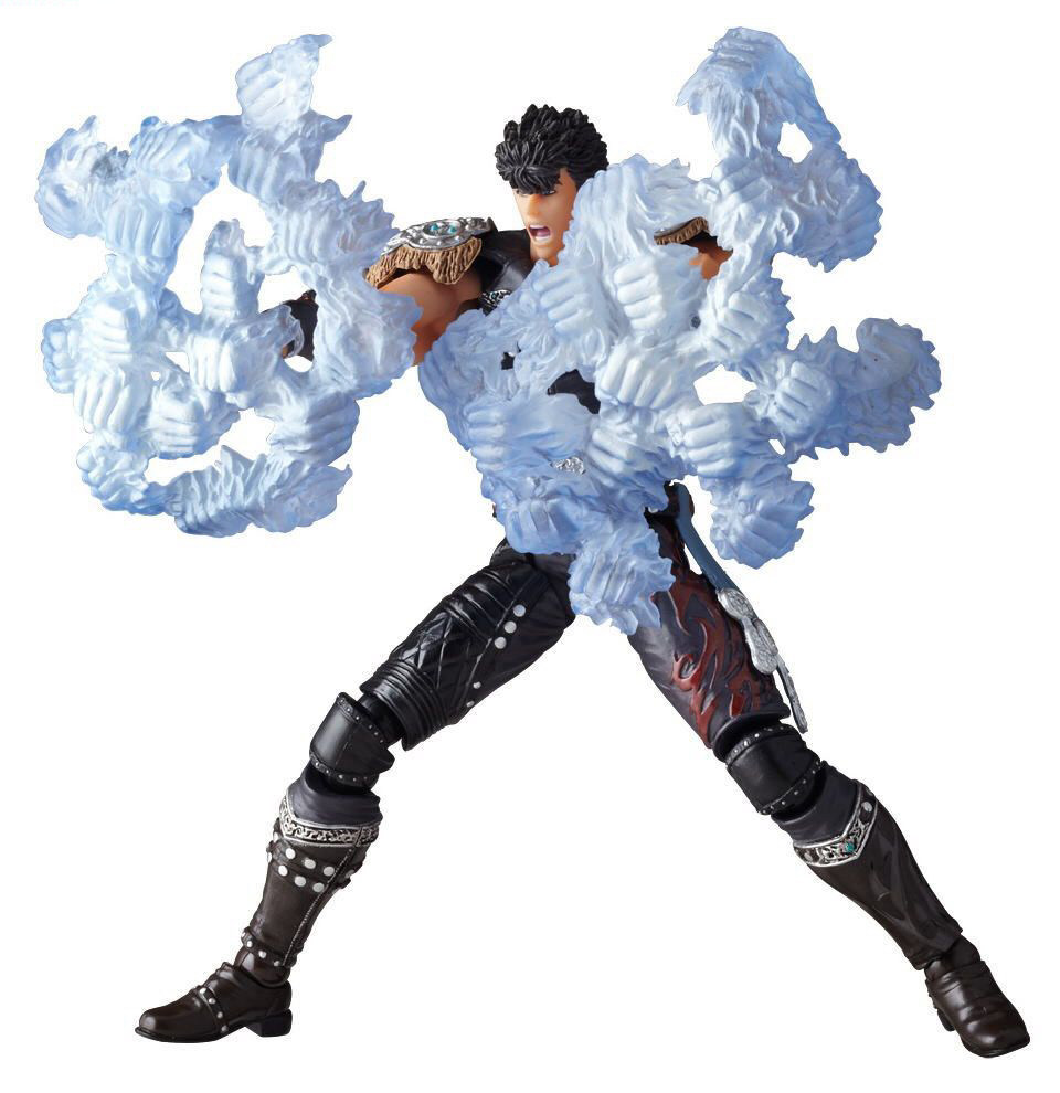Idea fist of the north star ken message, simply