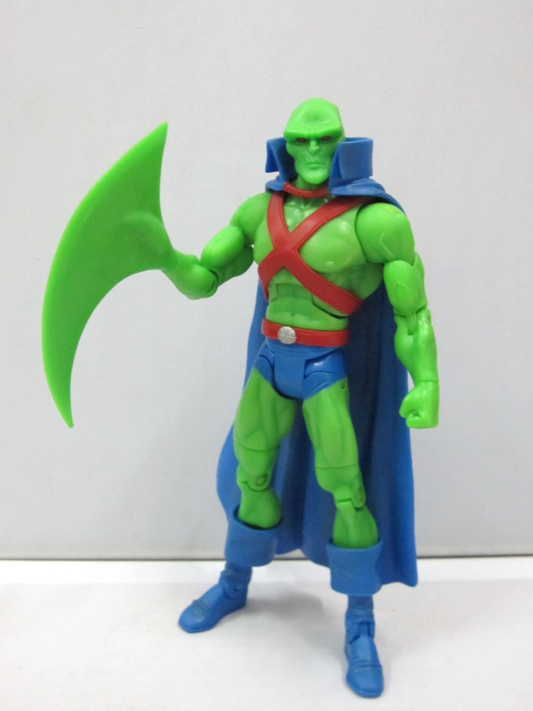 Brave and the Bold MARTIAN MANHUNTER from DCU Wave 4 DC Universe Action League