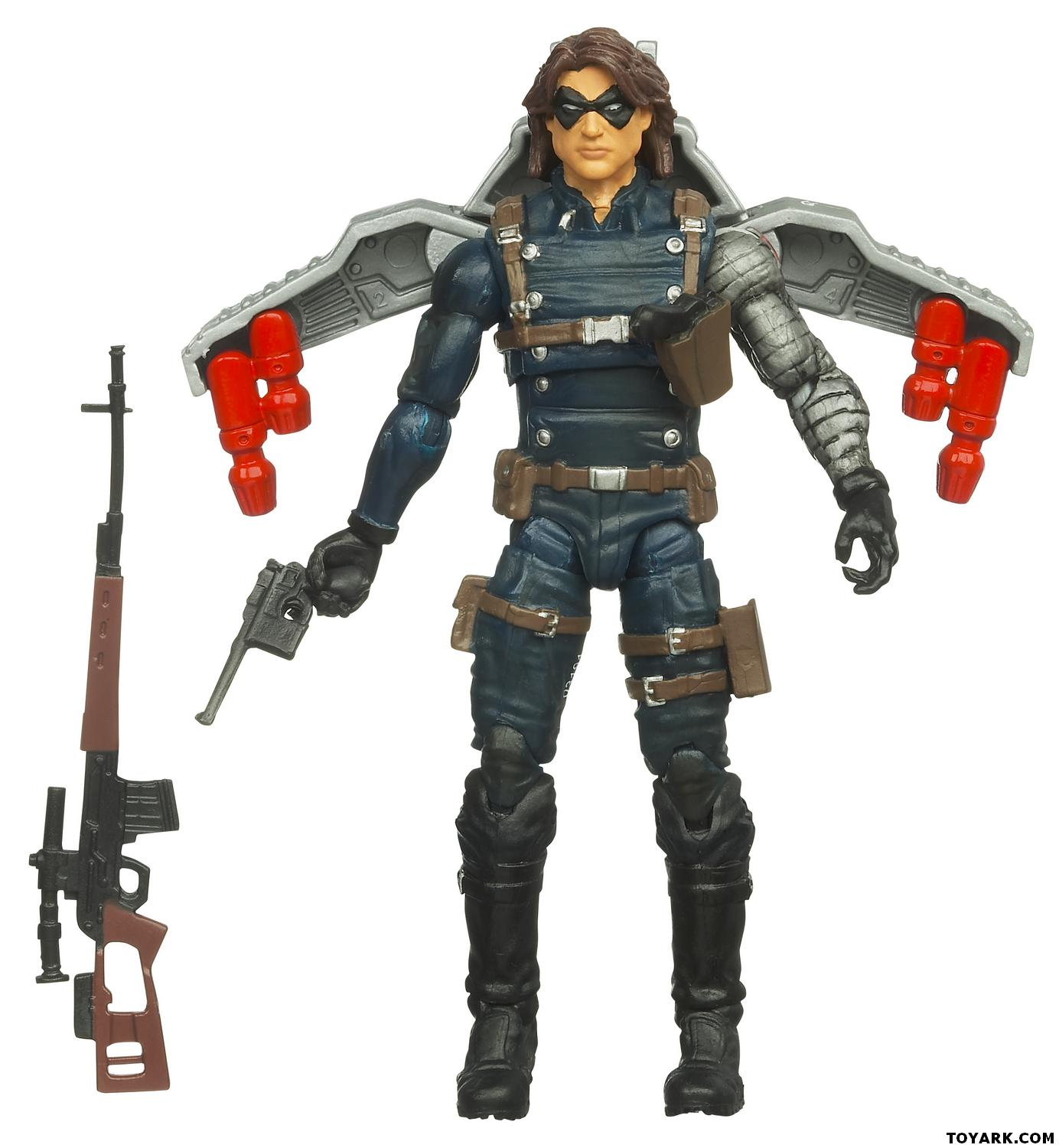 Toys For Winter : Toy fair captain america official images the toyark