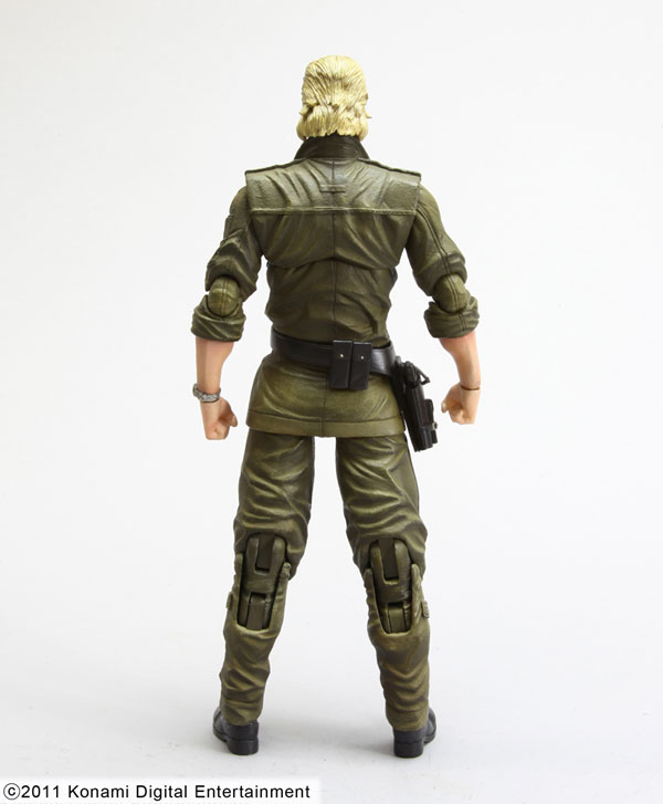 Square Enix Metal Gear Solid Peace Walker Play Arts Kai Volume 4 Miller Figure Hobbies Model Building Either miller had been meant to be working against snake in some way (between that and the. square enix metal gear solid peace