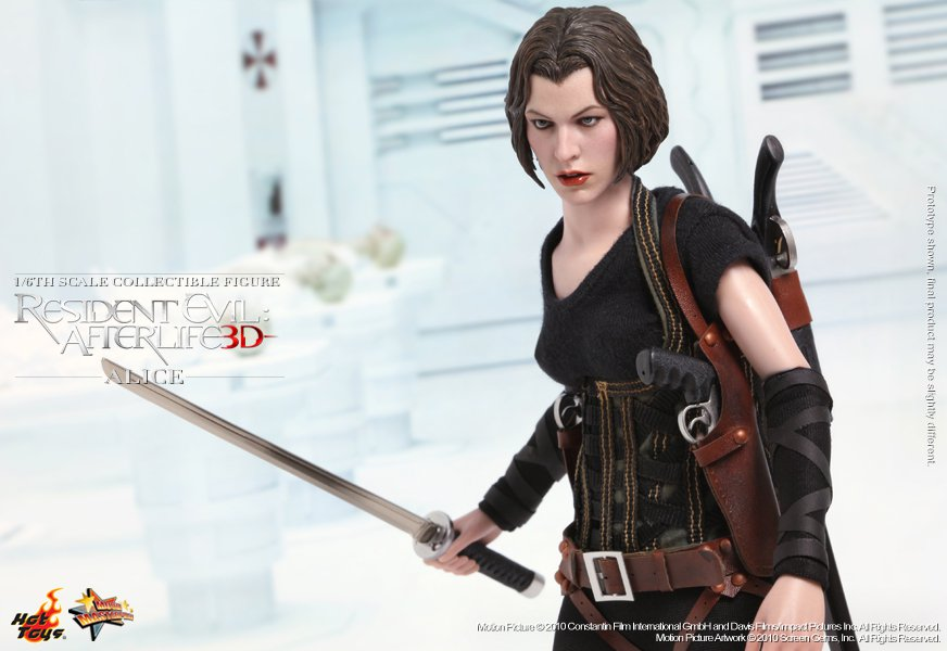 Resident Evil Afterlife Alice By Hot Toys The Toyark News