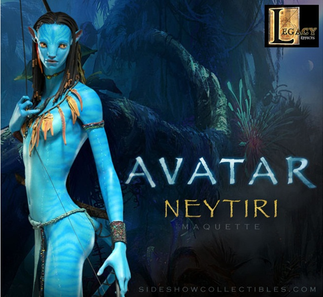 Neytiri Avatar: Avatar Neytiri Maquette Photo Gallery