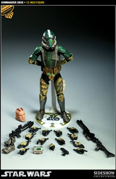 Mos Eisley Environment & Commander Gree - The Toyark - News