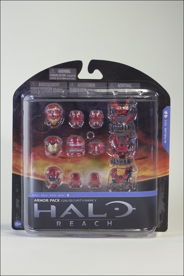 Halo Reach Series 5 Now In Stores - The Toyark - News