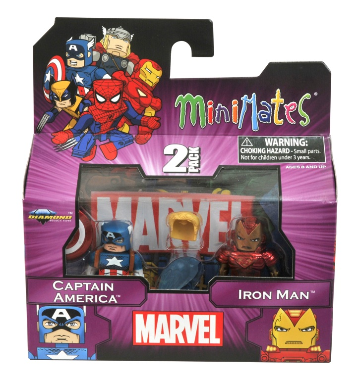 Marvel Minimates Series 44 Complete Set