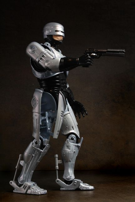 Neca Spring Loaded Holster Robocop Now Shipping The