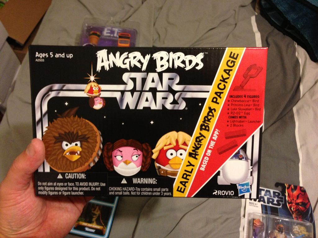 """New Official 8/"""" DARTH VADER Angry Bird de Angry Birds Star Wars Collection"""