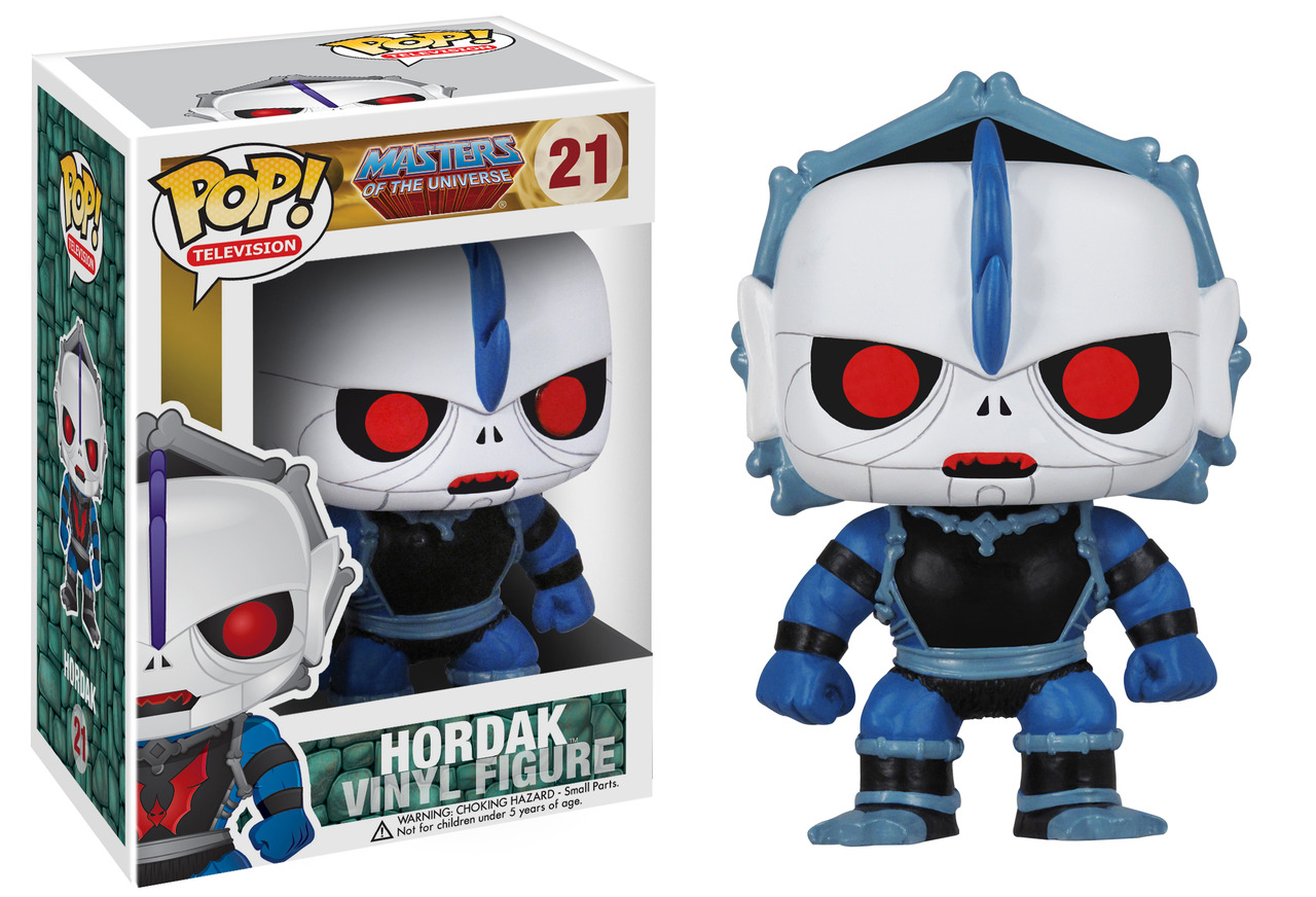 Master Of The Universe Pop Vinyl By Funko The Toyark News
