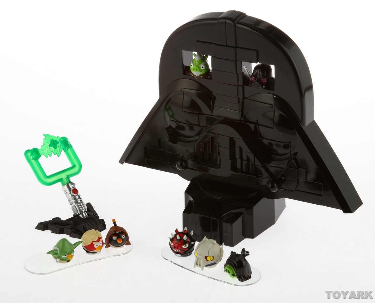 Star Wars Jenga: Rise of Darth Vader Toy Fair 2013 Hasbro ...