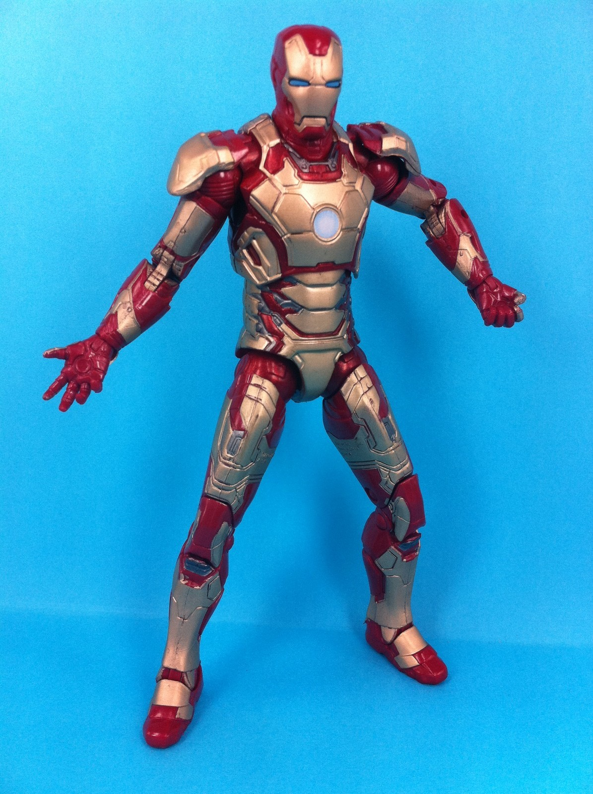 Iron Man 3 Marvel Legends Iron Man Mark 42 Armor - The ...