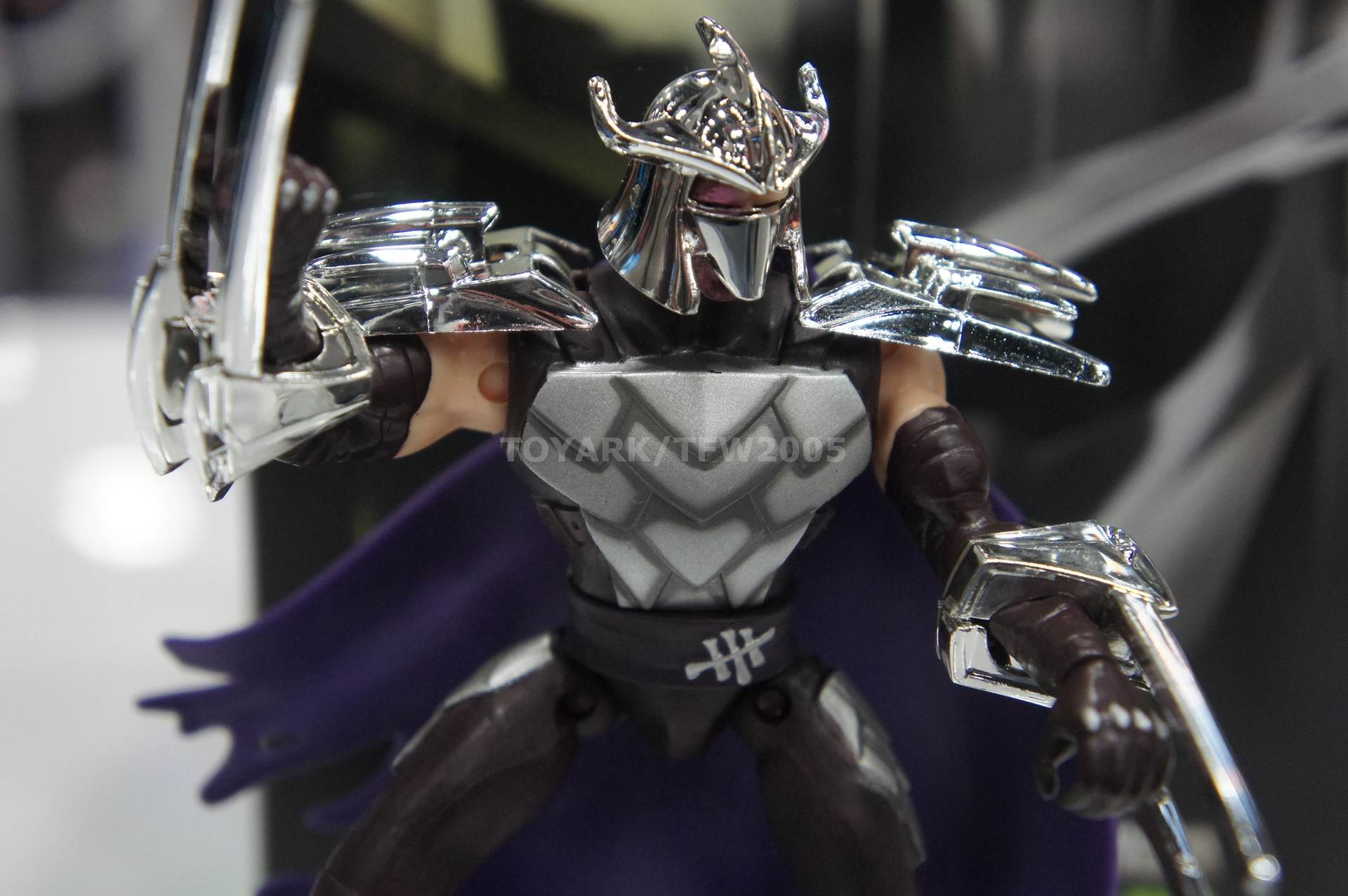 Sdcc 2013 Exclusive Tmnt Shredder Now Available To Public The