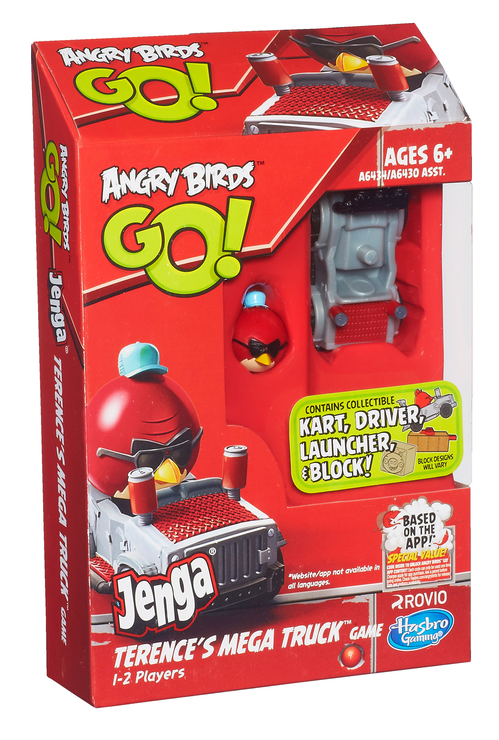 Press Release - Hasbro Angry Birds GO Telepods and Jenga - The ...