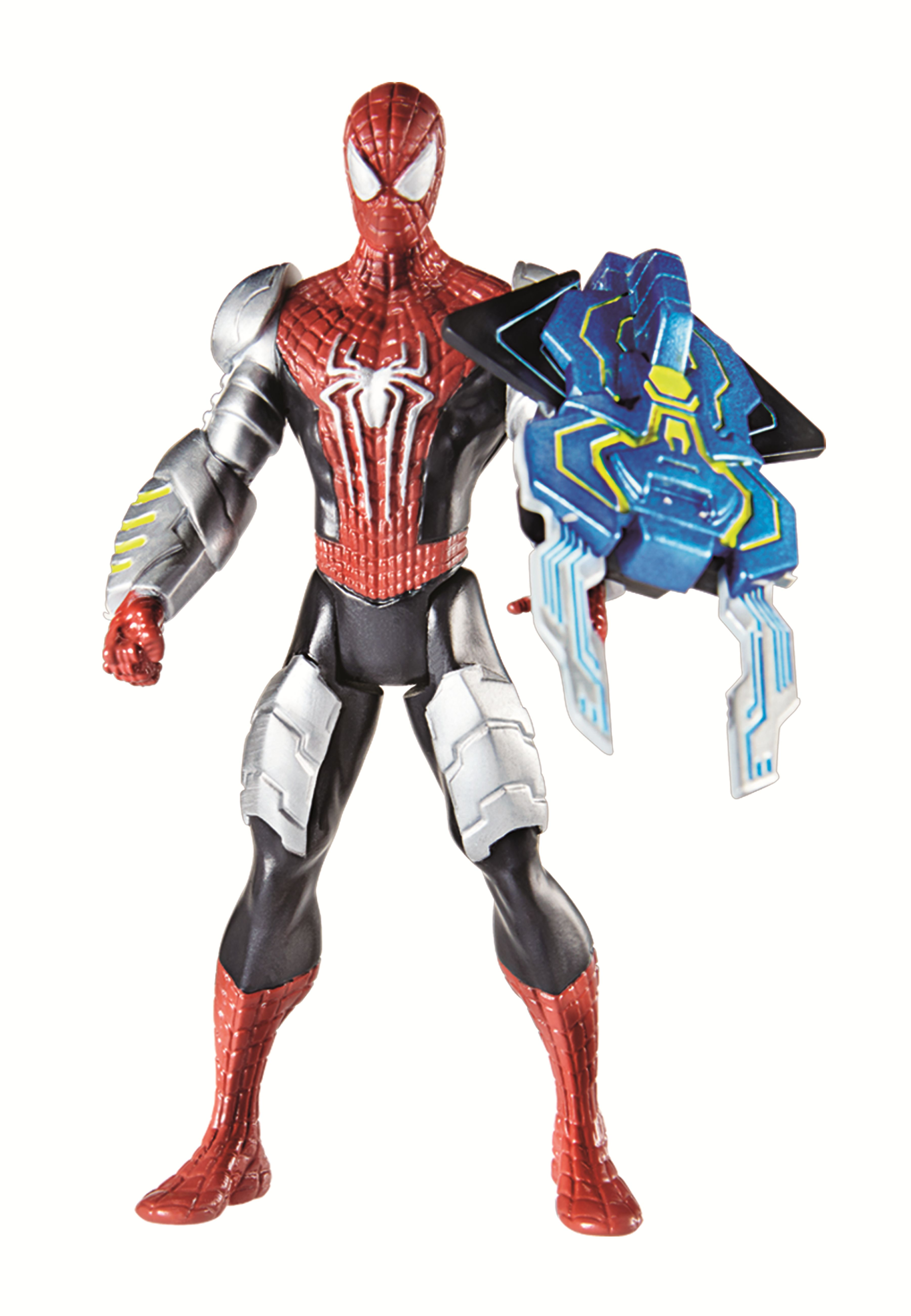 Hasbro Amazing Spiderman 2 Toys Press Release And Images ...