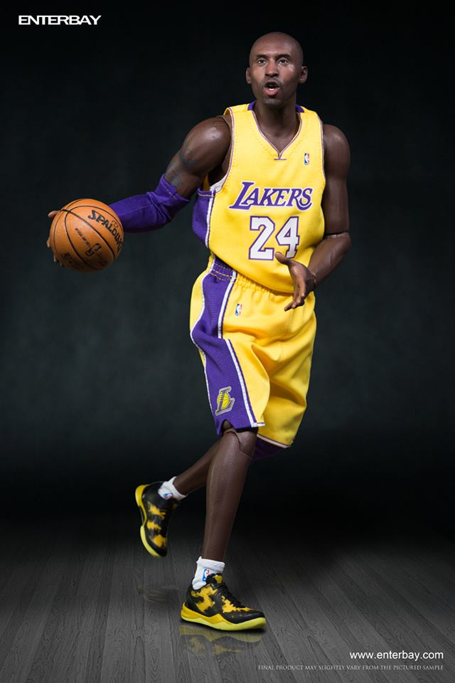 - The Reveals Figure 2.0 Kobe Collectible Enterbay Bryant