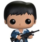 Funko Scarface Pop And Wobbler And Dc Uglydolls The