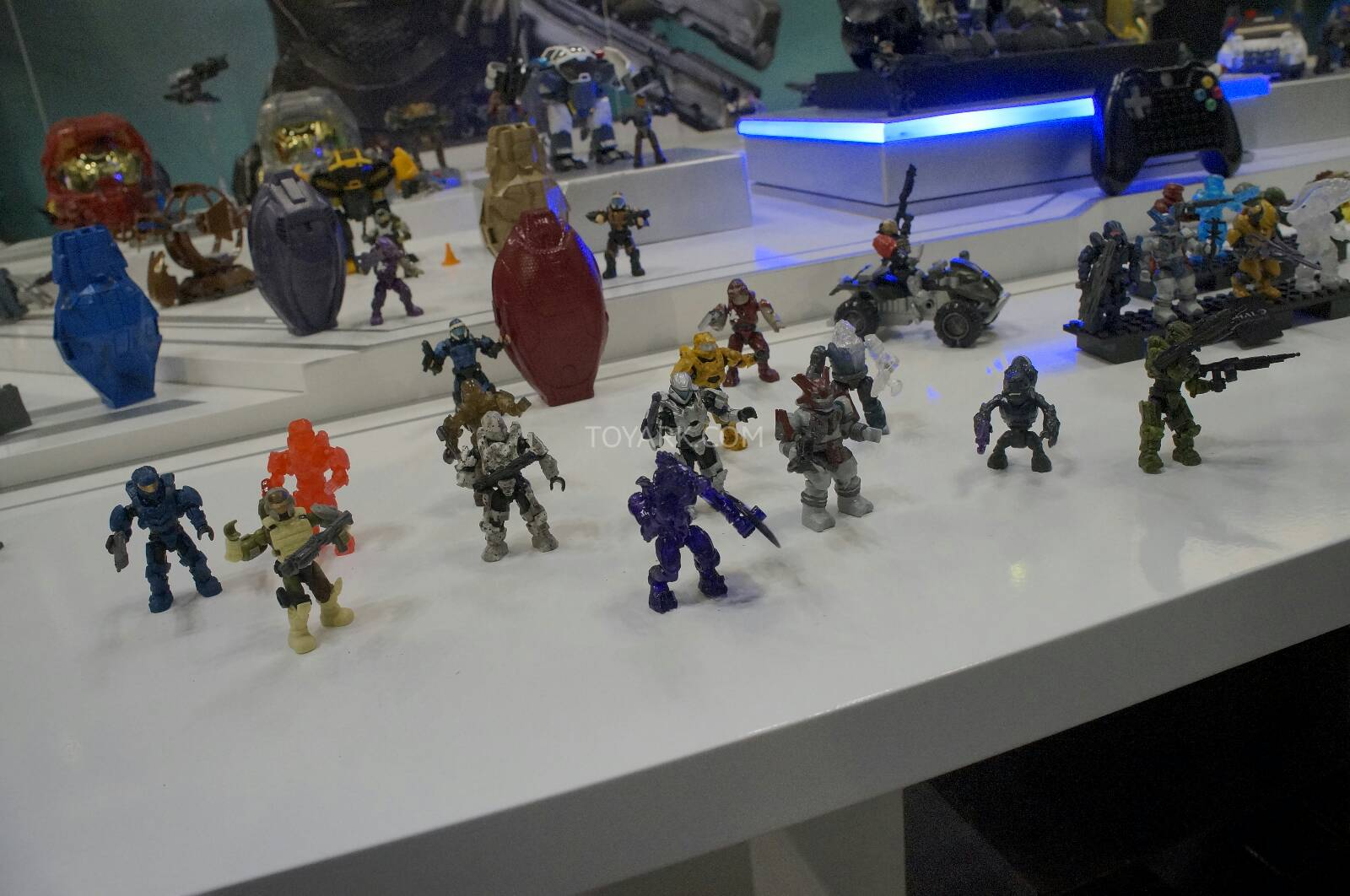 Toy Fair 2014 - Halo Mega Bloks - The Toyark - News
