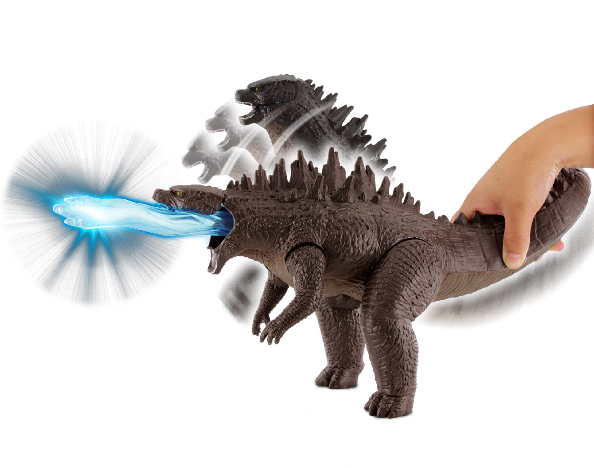Bandai Reveals Godzilla 2014 Toy Line Up - The Toyark