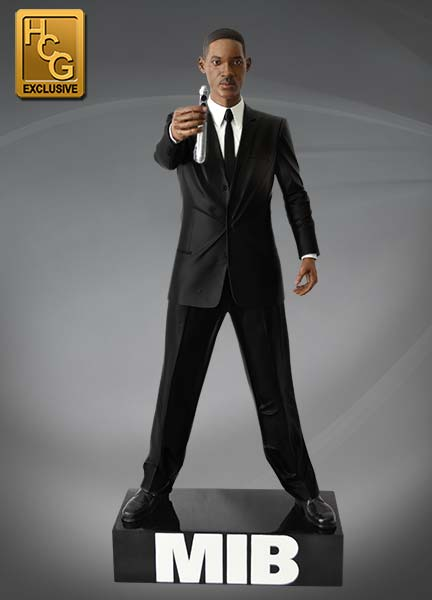 New Men In Black Statues By Hollywood Collectibles The