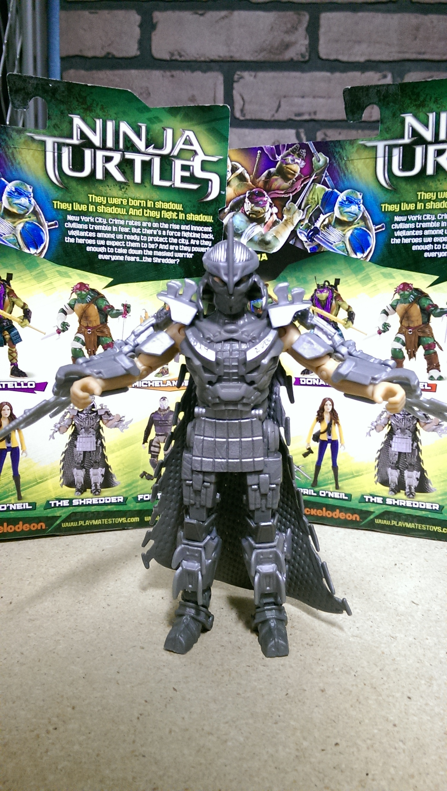 Tmnt 2014 Out Of Package Pics And New Toys The Toyark News
