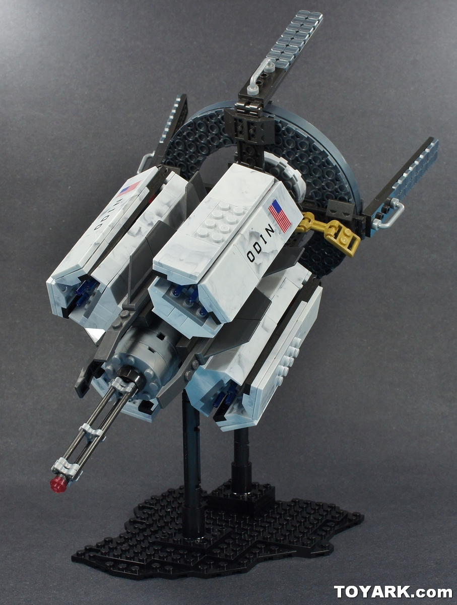 Mega Bloks Call of Duty ODIN Space Station Strike