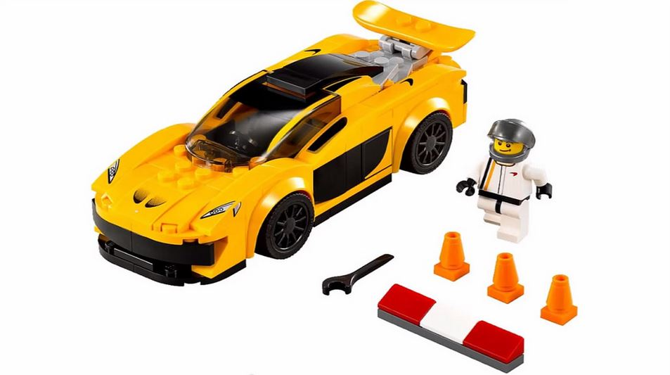 Lego Official 2015 Speed Champions Set Images The Toyark